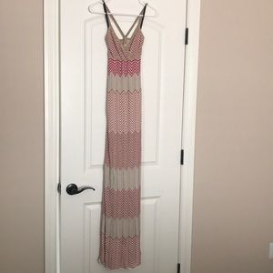 NWT Knit maxi dress